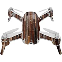 Skin For Yuneec Breeze 4K Drone – Woody | MightySkins Protective, Durable, and Unique Vinyl Decal wrap cover | Easy To Apply, Remove, and Change Styles | Made in the USA