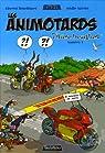 Les Animotards, Tome 1 : Titane beuglant par Haudiquet
