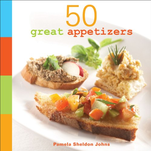 50 Great Appetizers (50 Great Appetizers)