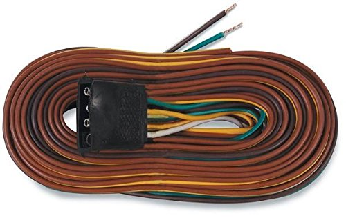 amazon com optronics a25wh 4 way wishbone style 25 ft wiring amazon com optronics a25wh 4 way wishbone style 25 ft wiring harness 4 ft truck connector automotive