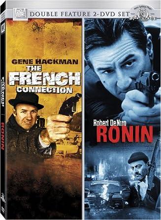 f682d5b430c Amazon.com: French Connection / Ronin: Robert De Niro, Jean Reno ...