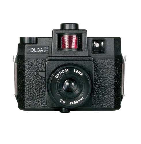 Holga 120 Color Flash Camera by Holga