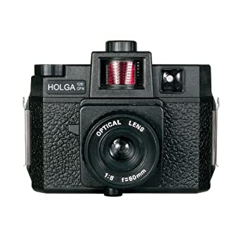 Amazon.com : Holga 120 Color Flash Camera : Medium Format Film ...