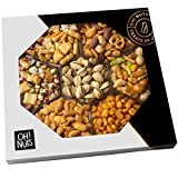 Oh! Nuts Exotic Snacks Party Assortment Food Gift Set |Christmas...
