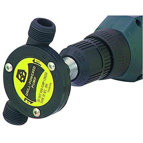 All Purpose Drill Powered Pump, 390 GPH