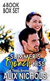 Summer's French Kiss: 4 hot and humorous beach reads set in France