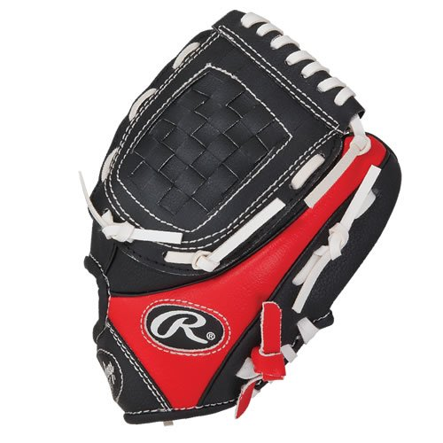 Rawlings Players Series 9-inch Youth Baseball Glove, Right-Hand Throw (Web Infielders Right Handed Throw)