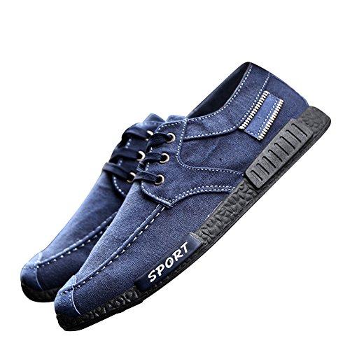 Les Hommes Juleya Espadrille Lo Top Chaussures De Sport Confortables Toile Sneakers 3 #