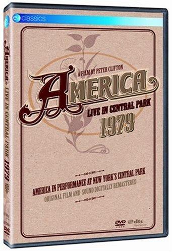 America - America: Live in Central Park 1979