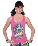 Forum Novelties Women's Hip Hop Costume Tank Top, Multi, One Size