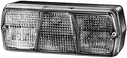 12V con portalampada Sx HELLA 2SD 001 680-271 Luce posteriore