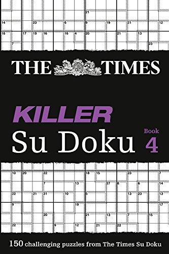 The Times Killer Su Doku Book 4 (Bk. 4)