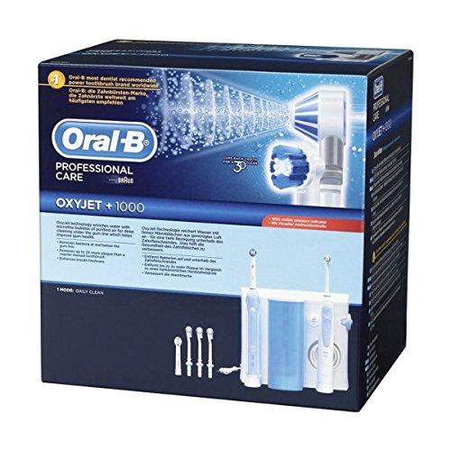 ایستگاه تمیز کردن خدمات حرفه ای Oral-b 1000 Oxyjet