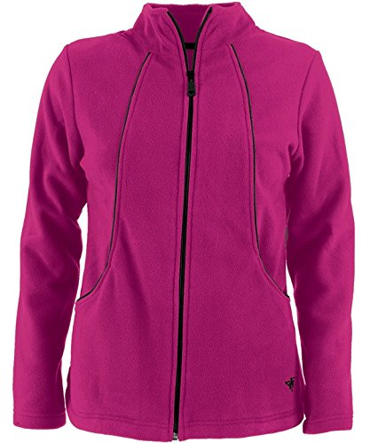 Med Couture Womens Fleece Jacket