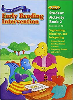 Book EARLY READING INTERVENTION STUDENT ACTIVITY BOOK PART 2