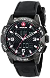 Sale! Wenger Unisex Analog-Digital Black Watch