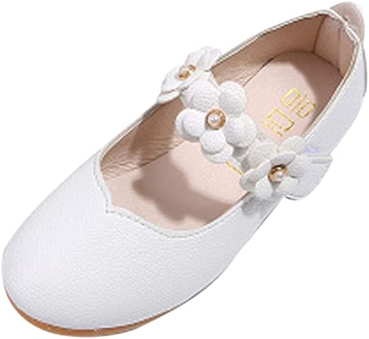 Kstare Baby Shoes, Girls Casual Flats