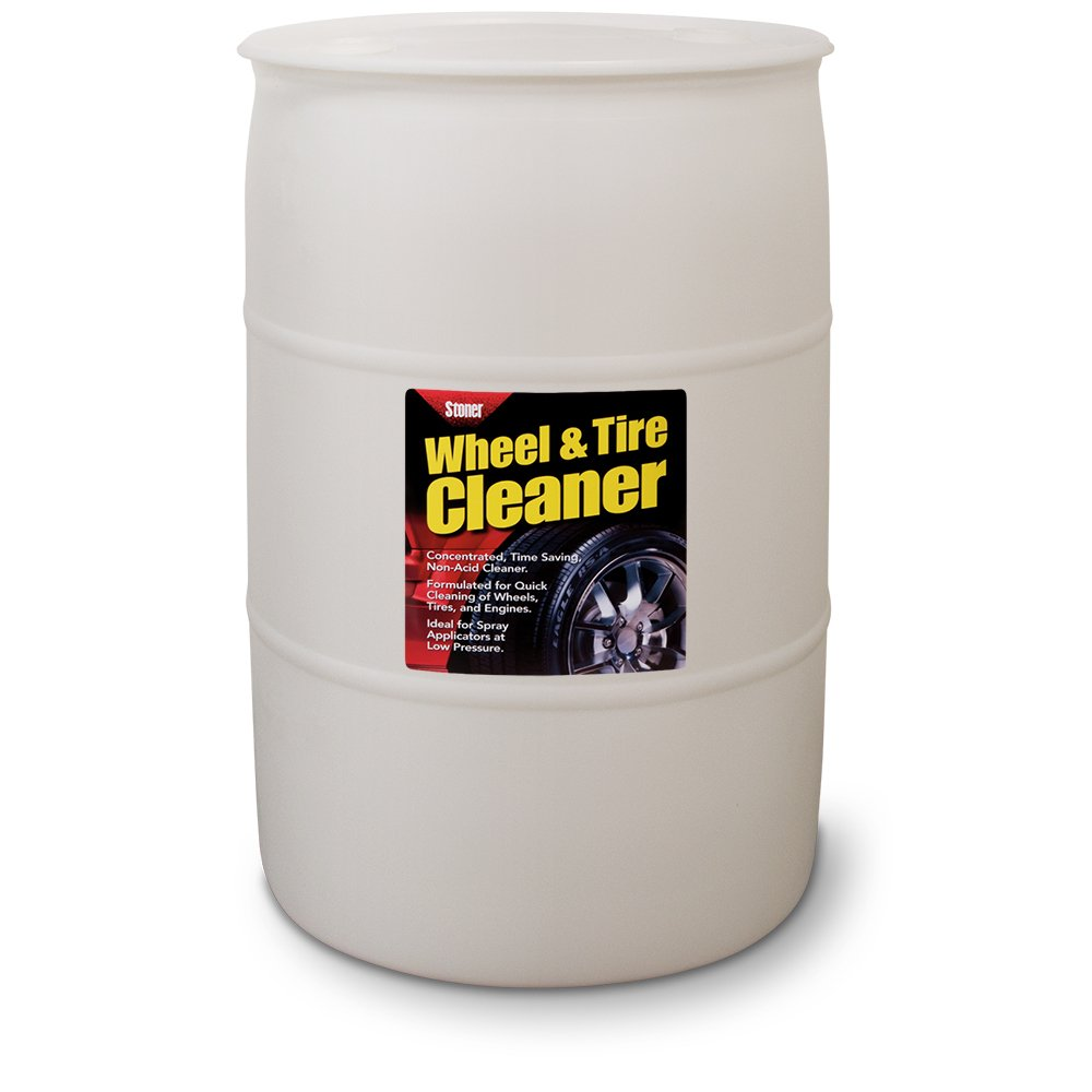 Stoner Car Care B548DR Concentrated Wheel and Tire Cleaner, 55 gallon