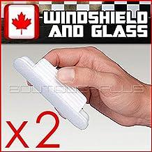 2 PACK AQUAPEL,WINDOW WINDSHIELD GLASS TREATMENT RAIN WATER REPELLENT REPELS