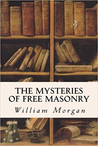Book The Mysteries of Free Masonry