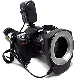 Fancierstudio Macro Ring Flash LED Light RING 48 LED RING LIGHT DayLight 5500K BY Fancierstudio VL48