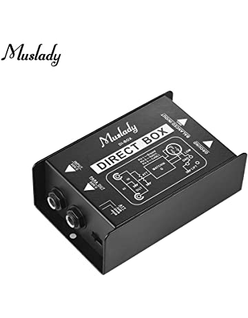 Procesadores de efectos y señal de grabación y ordenador | Amazon.es
