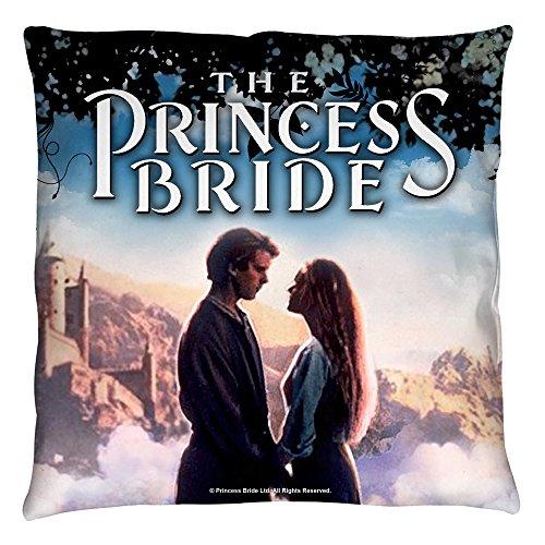 The Princess Bride Romantic Comedy Storybook Love Throw Pillow