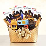 The Ultimate Chocolate Experience Gourmet Gift Basket