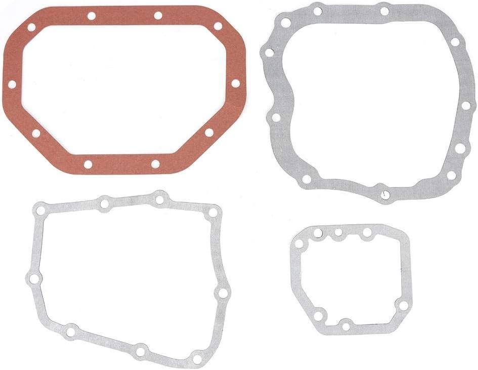 Getriebedichtungssatz f/ür Getriebe Reparatur-Umbausatz Passend f/ür Vauxhall Astra MK3 4-teilige Getriebedichtung