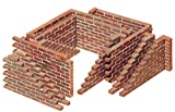 1 35 diorama set - Tamiya Models Brick Wall Set