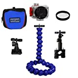 Intova Sport Pro HD Video Camera with Accessory Pack