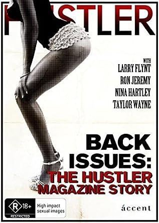 Amazon.com: Back Issues: The Hustler Magazine Story [ NON ...