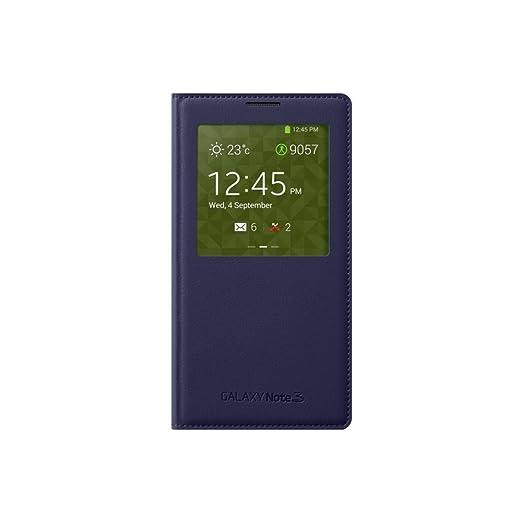 618 opinioni per Samsung EF-CN900BVEGWWS View Cover per Galaxy Note 3, Blu