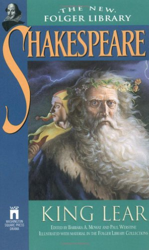essay on king lear by william shakespeare