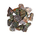 Crystal Allies 3 Pound Bulk Rough Chrysocolla Reiki