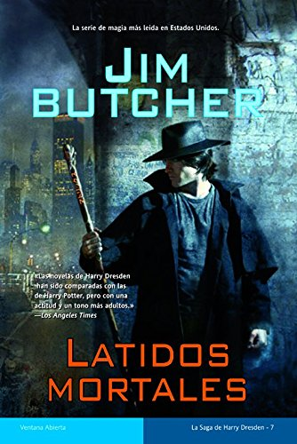Latidos mortales / Dead Beat (Ventana Abierta) (Spanish Edition) (Dead Beat By Jim Butcher compare prices)