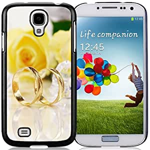 New Fashion Custom Designed Skin Case For Samsung Galaxy S4 I9500 i337 M919 i545 r970 l720 Phone Case With Phone Case For Gold Rings Phone Case Cover