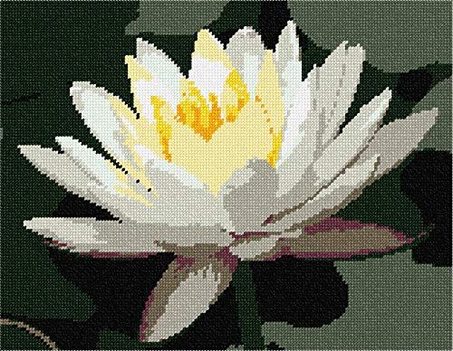 - pepita Water Lily Needlepoint Kit
