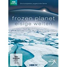Frozen Planet - Eisige Welten. Die komplette ungek??rzte Serie