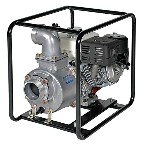 Tsurumi TE2-100HA; Engine Driven Centrifugal Pump, 476 GPM, 4