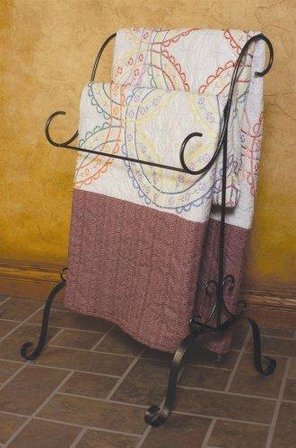 J&J Wire Quilt Holder, Dark Pewter by J&J Wire