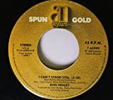 DON HENLEY 45 RPM DIRTY LAUNDRY / LILAH