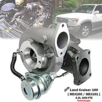 Turbo Turbocharger For Toyota Land Cruiser 100 HDJ100 1HD-FTE CT26B 17201-17040