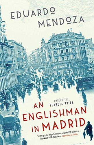 An Englishman in Madrid: Amazon.es: Eduardo Mendoza, Nick Caistor: Libros en idiomas extranjeros