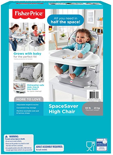 Fisher-Price SpaceSaver High Chair by Fisher-Price (Image #4)
