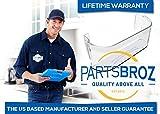 240323002 Refrigerator Door Bin Shelf by PartsBroz