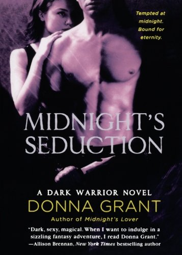 Midnight's Seduction: A Dark Warrior Novel (Dark Warriors)