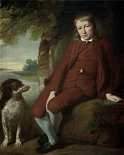 High Quality Polyster Canvas ,the Reproductions Art Decorative Prints On Canvas Of Oil Painting 'Romney George Master Ward Ca. 1790 ', 10 X 13 Inch / 25 X 32 Cm Is Best For Living Room Gallery Art And Home Gallery Art And Gifts