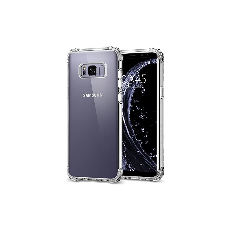 Spigen Crystal Shell Galaxy S8 Case with