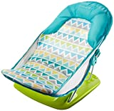 Bath Seats for Babies Summer Infant Deluxe Baby Bather, Triangle Stripe